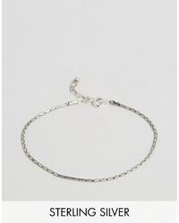 silbernes Armband von Asos