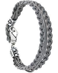 silbernes Armband von Emanuele Bicocchi