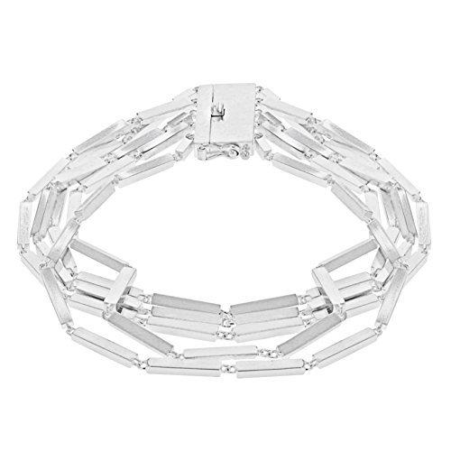 silbernes Armband von Georg Jensen