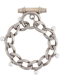 silbernes Armband von Givenchy
