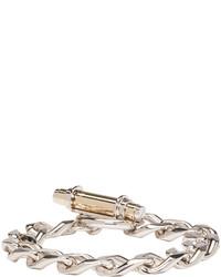 silbernes Armband von Givenchy