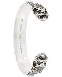 silbernes Armband von Gucci