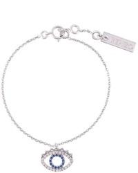 silbernes Armband von Kenzo