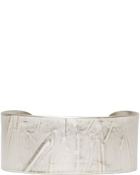 silbernes Armband von Maison Margiela