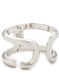 silbernes Armband von Marc Jacobs