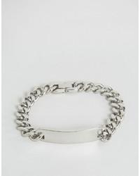 silbernes Armband von Seven London