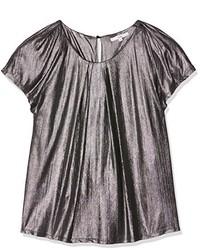 silbernes T-shirt von AN'GE