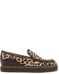 Slipper mit leopardenmuster original 4127001