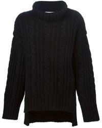 Strick Oversize Pullover