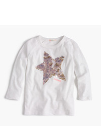 T-shirt mit Sternenmuster