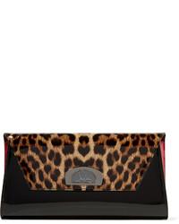 Taschen mit Leopardenmuster