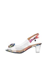 transparente Gummi Sandaletten von OTTO