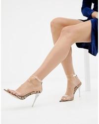 transparente Gummi Sandaletten von SIMMI Shoes