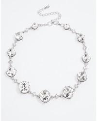 transparente Halskette von Asos