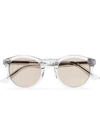 transparente Sonnenbrille von Kirk Originals