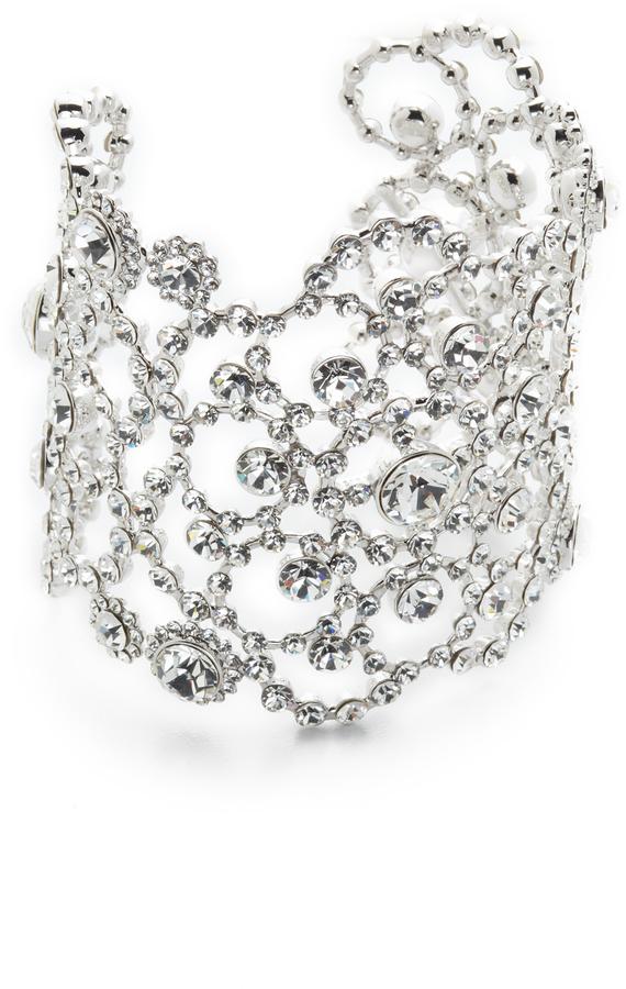 transparentes Armband von Kate Spade