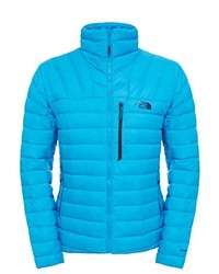 türkise Daunenjacke von The North Face
