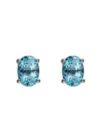 türkise Ohrringe von Ivy Gems