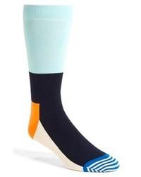 türkise Socken