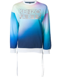 türkises Sweatshirt von Kenzo