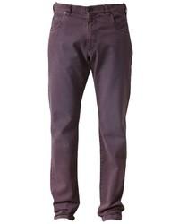 violette Jeans von Armani Collezioni