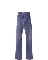 violette Jeans von Balenciaga