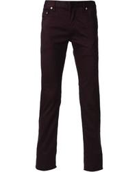 violette Jeans von Christian Dior