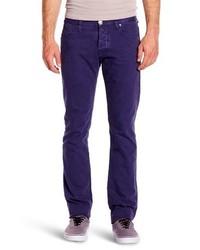 violette Jeans von Freeman T. Porter