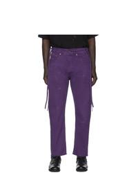 violette Jeans von Vyner Articles
