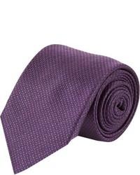 violette Krawatte
