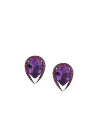 violette Ohrringe von Shaun Leane
