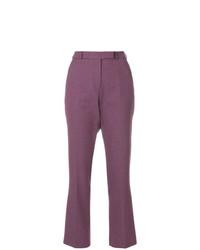 violette Schlaghose von Etro