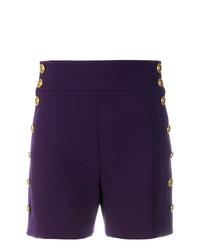 violette Shorts von Chloé