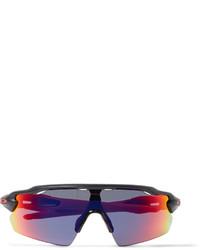 violette Sonnenbrille von Oakley
