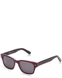 violette Sonnenbrille von Sunoptic