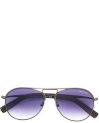 violette Sonnenbrille von Tom Ford