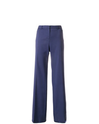 violette weite Hose von Giorgio Armani Vintage