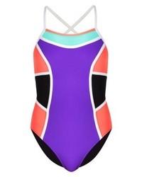 violetter Badeanzug von Funkita