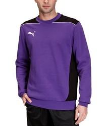 violetter Pullover von Puma