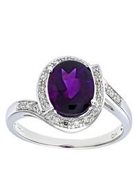 violetter Ring von Naava