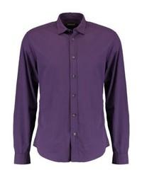 violettes Langarmhemd von Esprit