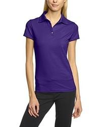 violettes T-shirt von Lotto