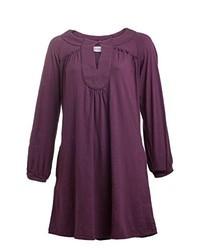 violettes T-shirt von Veraluna