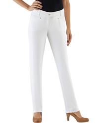 weiße Anzughose von COSMA
