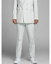 weiße Anzughose von Jack & Jones