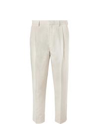 weiße Anzughose von Mr P.