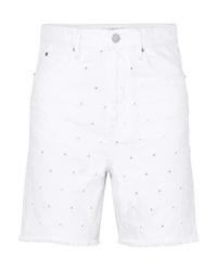 weiße Bermuda-Shorts aus Jeans von Isabel Marant Etoile