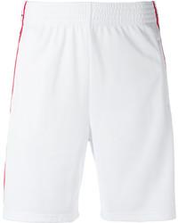 weiße Bermuda-Shorts von Givenchy