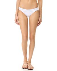 weiße Bikinihose von Dion Lee