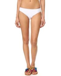 weiße Bikinihose von Ella Moss